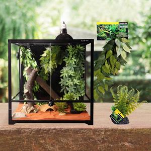Reptile Decorative Plants