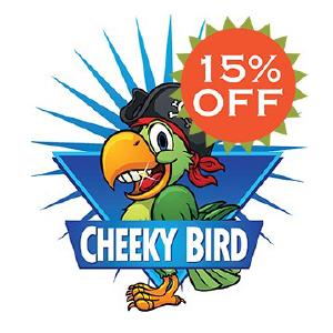 CHEEKYBIRD
