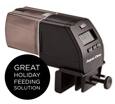 Aqua One Dial A Diet Auto Feeder